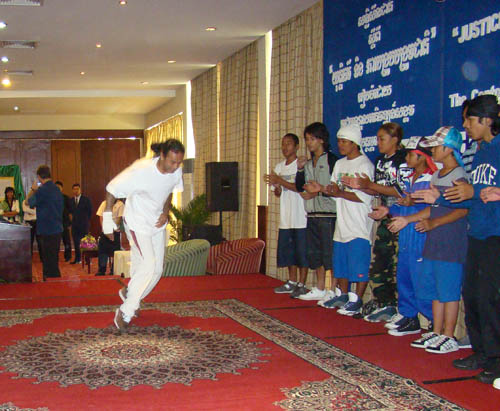 KK Tiny Toones at CSD national conference Nov. 2008