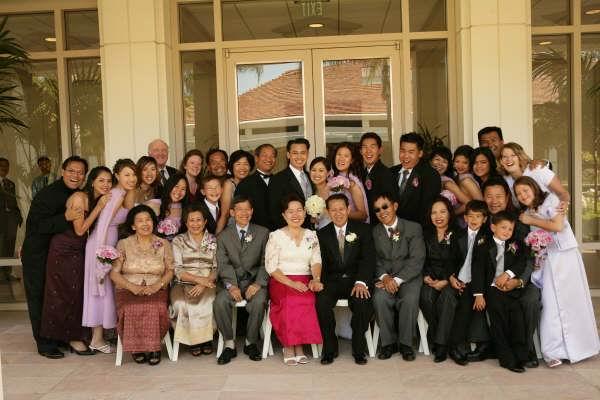 visalweddingfamilyphoto