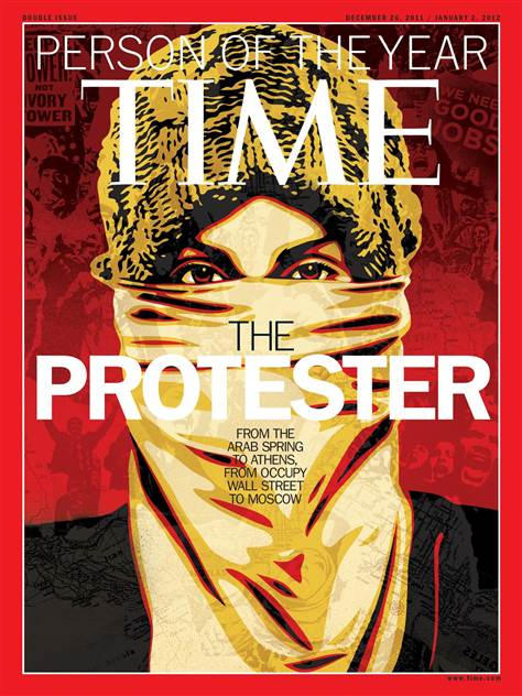 TIME Person of the Year 2011